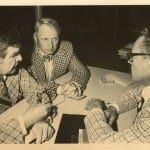 Ole Ueland, Frank Thompson and J. Art Olsen-Date circa mid 1970's